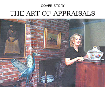 Cover Story image of Julie McClure