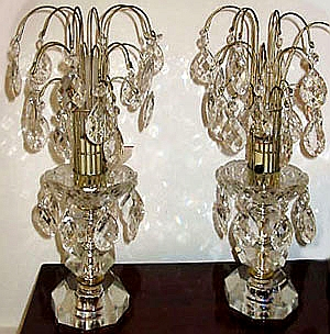 antique electric lights